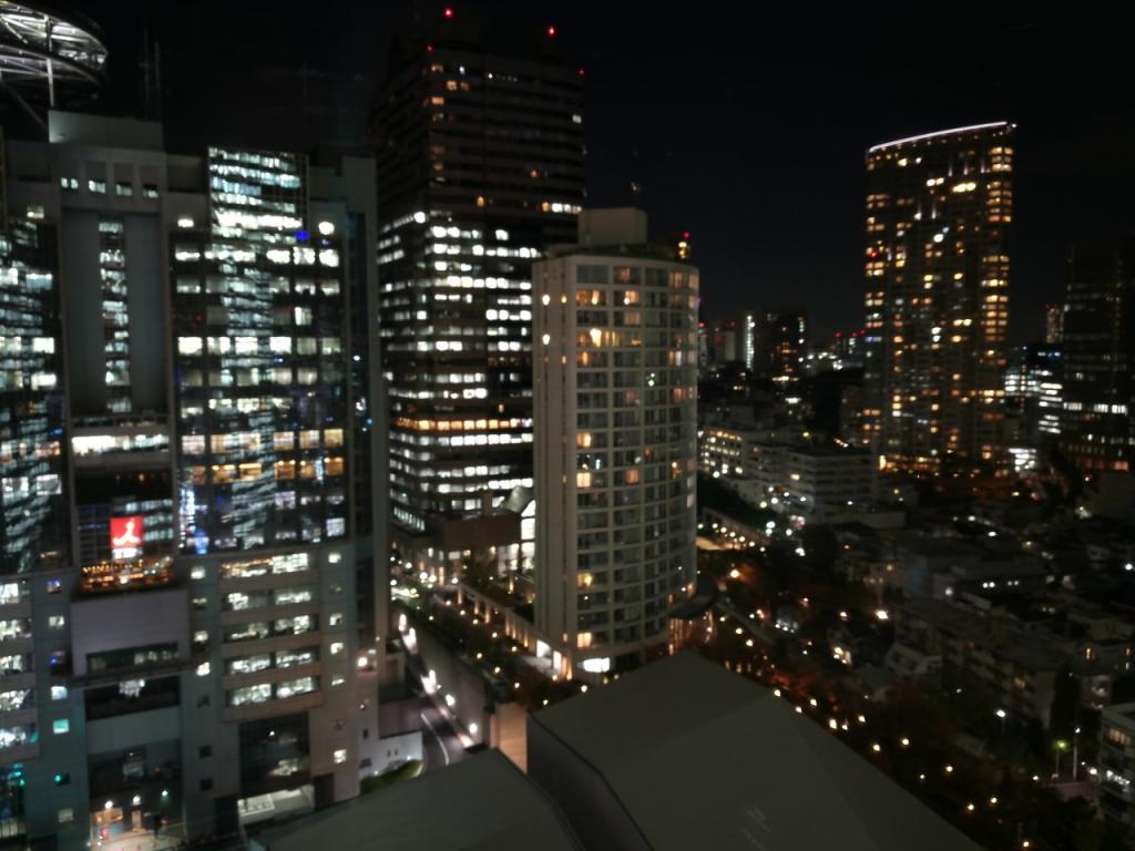 P9で撮影した夜景