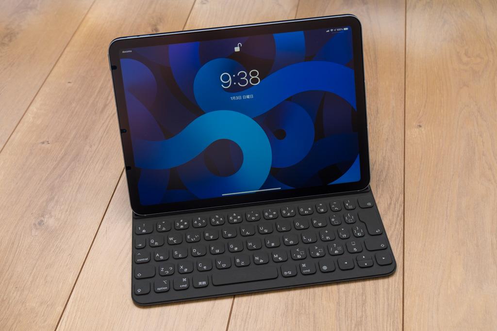 iPad Air 4 + Smart Keyboard Folio